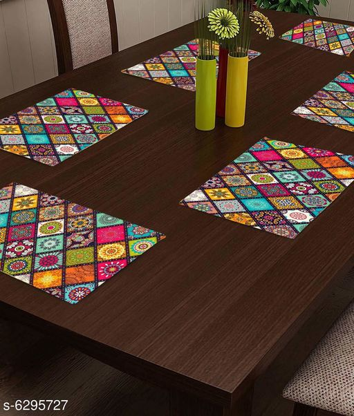 Classy Dining Table Place Mats