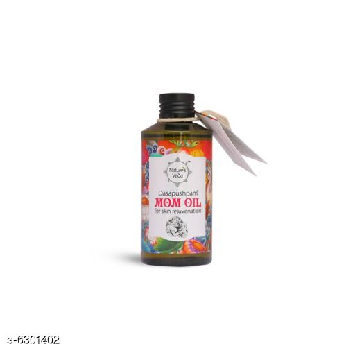 Baby Personal Care Nature's Veda Dasapushpam Mom Oil  *Product Name* Nature's Veda Dasapushpam Mom Oil  *Brand Name* Mom Oil  *Product Type* Oil  *Capacity* 150 ml  *Description* It Has 1 Pack Of Nature's Veda Dasapushpam Mom Oil  *Sizes Available* Free Size *    Catalog Name:  Advanced Natural Ayurveda & Herbs CatalogID_1000979 C51-SC1664 Code: 705-6301402-