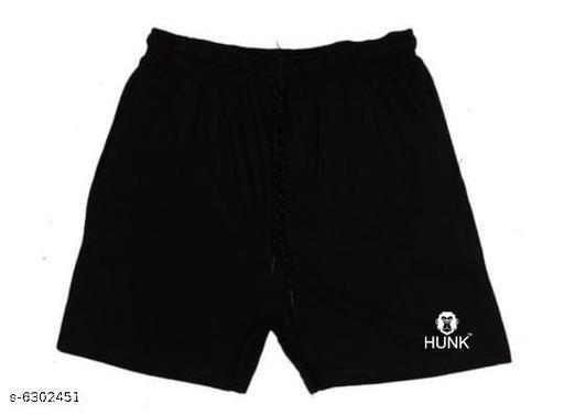 Trendy Cotton Men's Short
