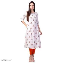 Women's Embroidered Cotton Kurti