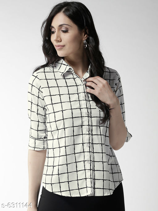 Style Quotient Womens  White Shirt