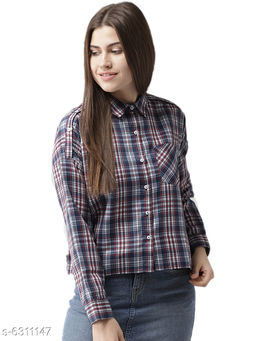 Style Quotient Womens  Red Shirt