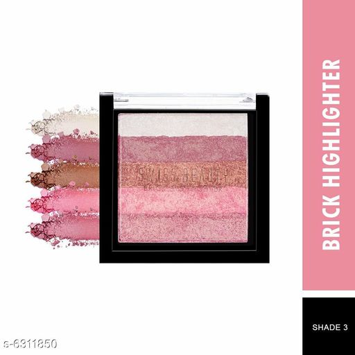 Beauty Face Blusher and Highlighter