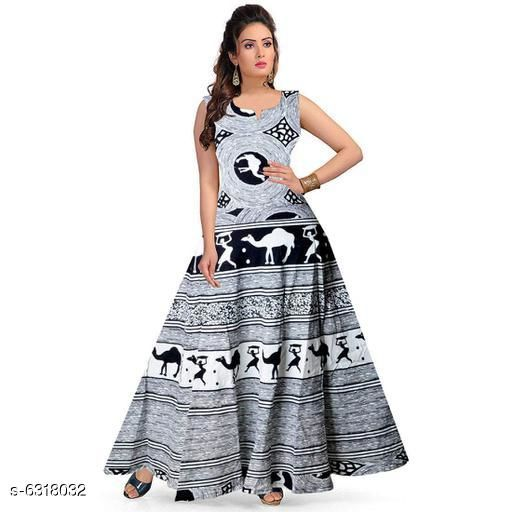 Trendy Cotton Women's Kurti