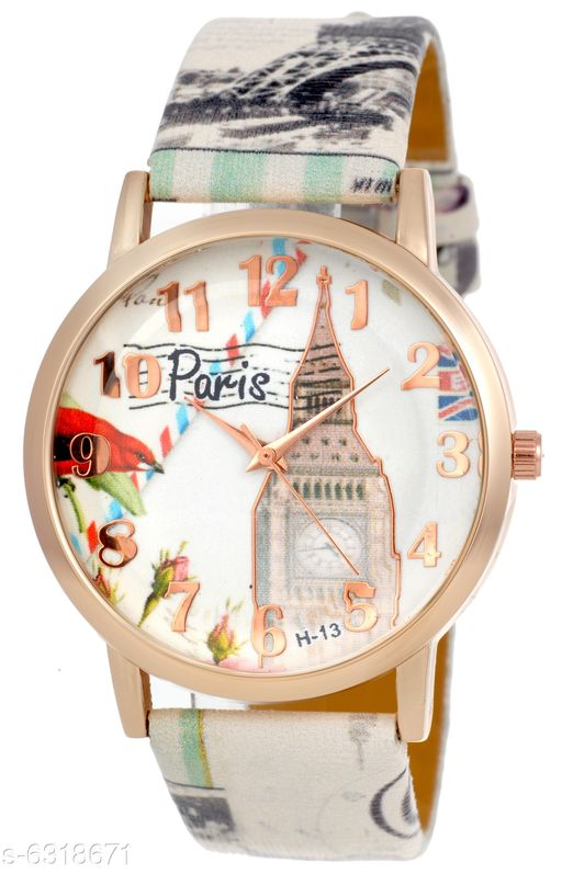 RTK New Young Tradition Analog Watch For Women,Girls