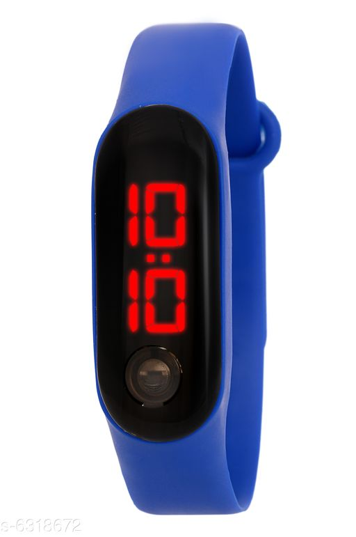 RTK New Digital LED Watch for women and girls