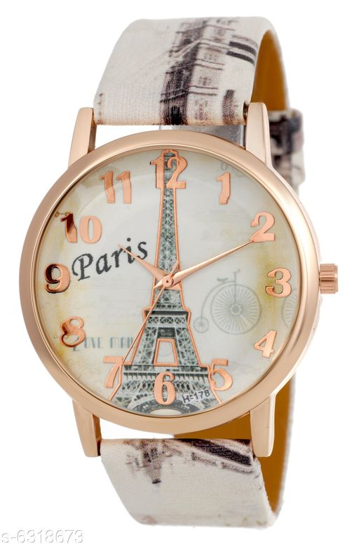 RTK New Paris Stylish analog watch for women,girls