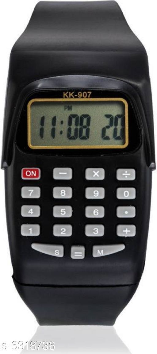 RTK New Perfect Calculater Kids Digital Watch For Boys,Men