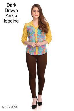Colorfit ankle length legging for Women