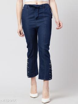 Trendy Denim Jean