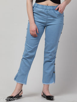 Classic Fashionable Women Jean