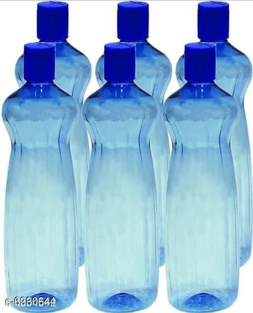 Attractive And Usefull Plastic Water Bottles
