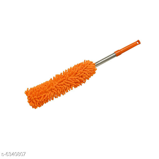 Cleaning brushes Trendy Microfiber Cleaning Gloves  *Material* Microfiber  *Type* Cleaning Duster  *Multipack* Pack Of 1  *Sizes Available* Free Size *   Catalog Rating: ★4 (4)  Catalog Name: Trendy Microfiber Cleaning Gloves CatalogID_1008023 C89-SC1749 Code: 912-6340807-