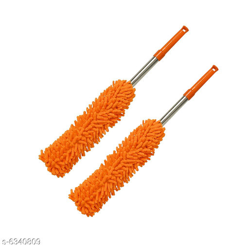 Cleaning brushes Trendy Microfiber Cleaning Gloves  *Material* Microfiber  *Type* Cleaning Duster  *Multipack* Pack Of 2  *Sizes Available* Free Size *   Catalog Rating: ★4 (4)  Catalog Name: Trendy Microfiber Cleaning Gloves CatalogID_1008023 C89-SC1749 Code: 843-6340809-