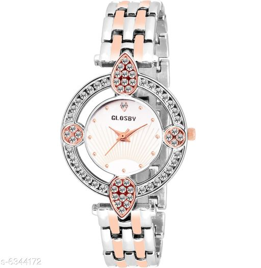 GLOSBY GL-01 Multicolor Watch For Women,Girls
