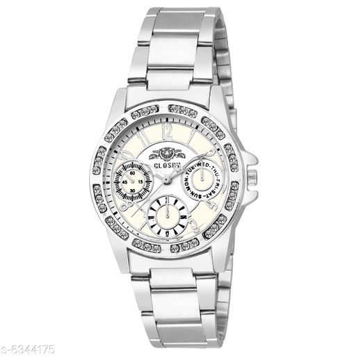 GLOSBY New Chronograph GL21 Watch For Women,Girls