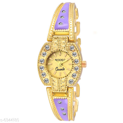GLOSBY New Latest Look Analog Watch For Women,Girls