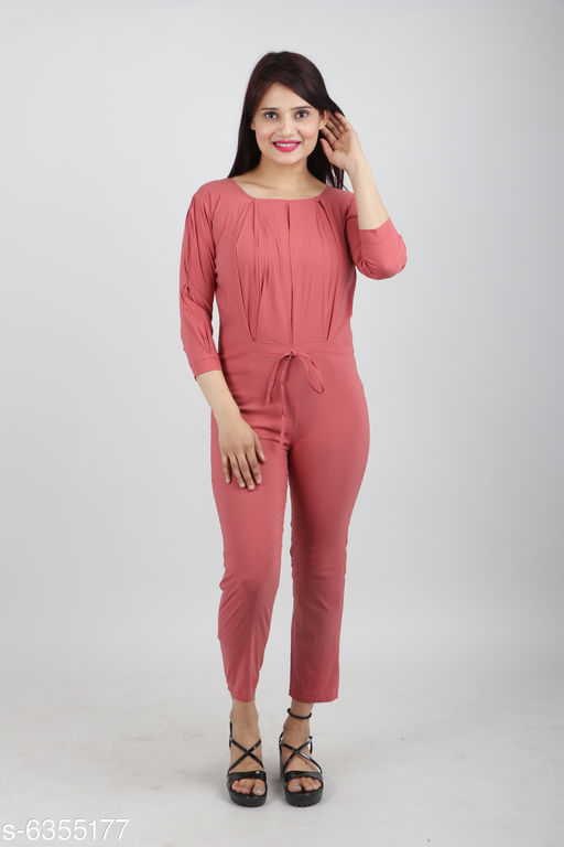 GlamHer Women Jumpsuits With Shurg