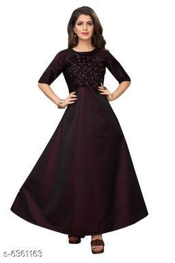 Myra Elegant Women Gowns