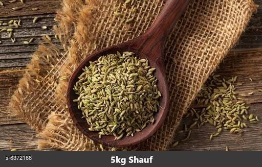 Spices Best Quality Shauf  Product Name: Shauf  Pack: Pack Of 1 Capacity: 5 kg Sizes Available: Free Size *Proof of Safe Delivery! Click to know on Safety Standards of Delivery Partners- https://ltl.sh/y_nZrAV3   Catalog Name: Best Quality Shauf  CatalogID_1013145 C89-SC1737 Code: 9351-6372166-