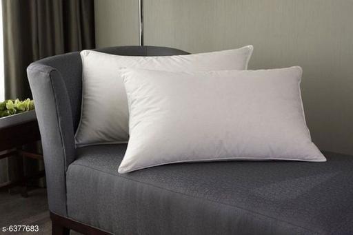 EMBROCO Soft Hotel Quality Pillow Set of 2-38x61