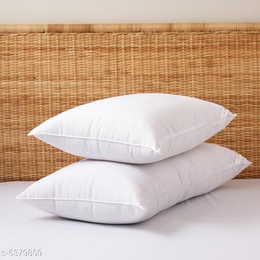 EMBROCO Home Decor Sleeping Bed Pillow Set of 2