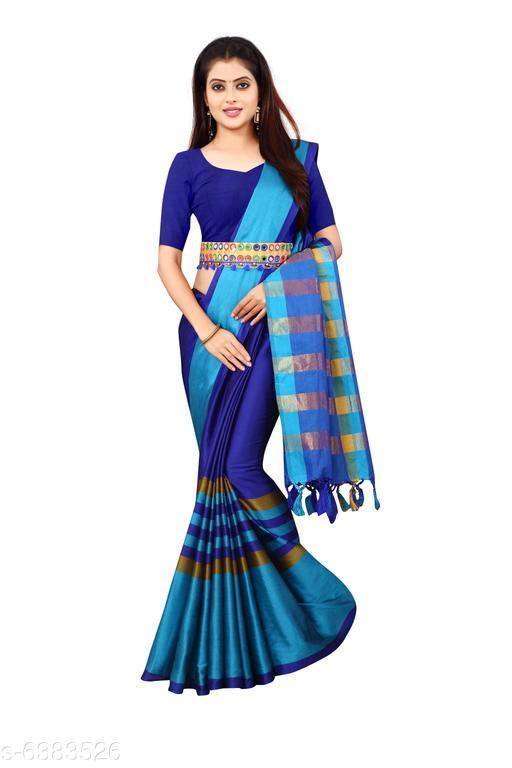Samaira Adorable Silk Women's Belt Saree