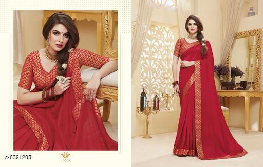 Trendy Art Silk Saree