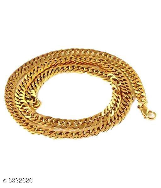 Trendy Brass Men's Chain