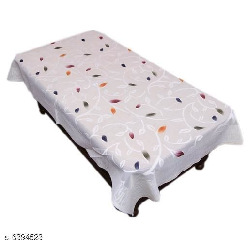 Trendy Stylish Polyster Table Cover