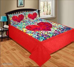 Trendy Velvet 105 X 95 Double Bedsheet