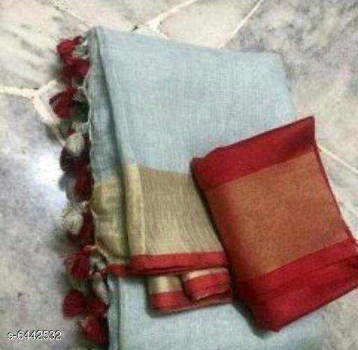 Adorable Women Cotton Sarees