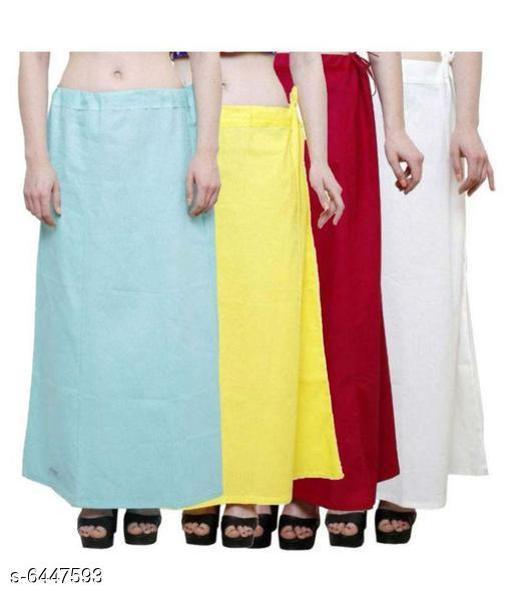 New Elite Women's Petticoats Combo