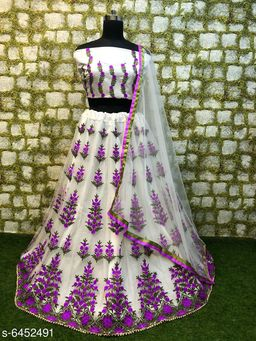 Jiya Gorgeous Bangalori Silk Women's Lehenga
