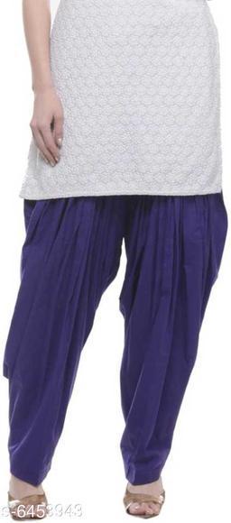 Attrcative Cotton Women's Patials