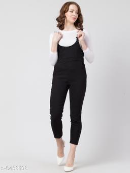 Urbane Fashionable Dungaree Jumpsuits
