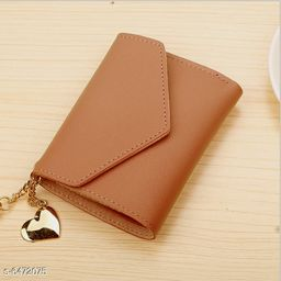 Attractive Women's Leather Wallet