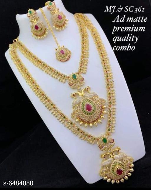 Sana Designer Women's Jewellery Set