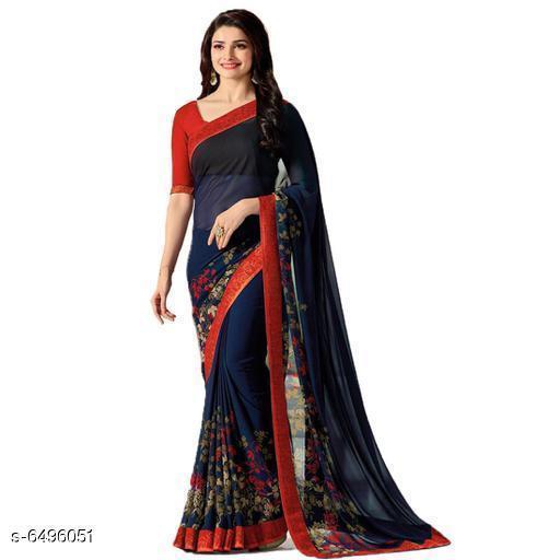 Classy Women Saree