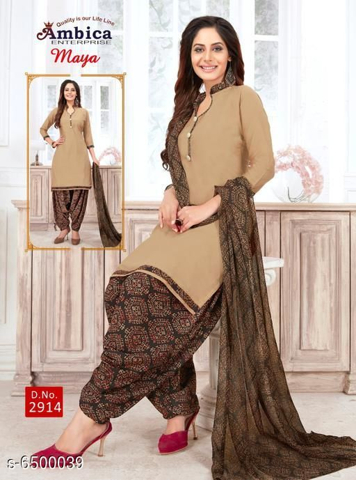 Stylsih Crepe Suits