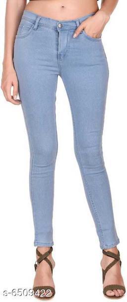 Alluring  Denim Women Jeans