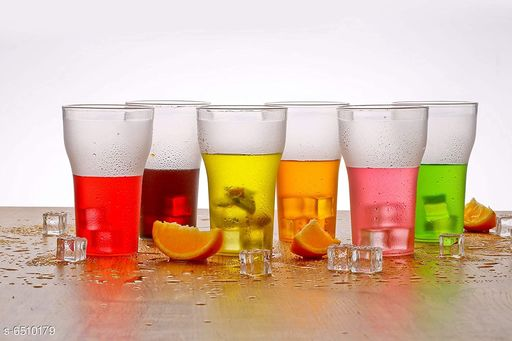Stylish Juice Glasses