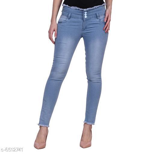 Jaiskin Fashion Women's Slim Fit Jeans