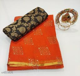 Evergreen Beautiful Designer Sarees