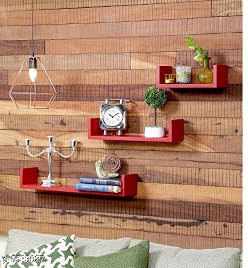 Wall Decoration Rack Shelf