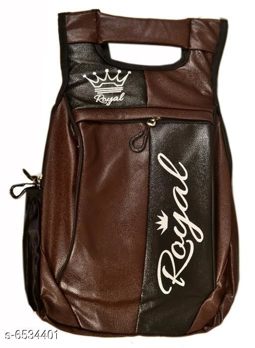 Trendy Polyester Bags