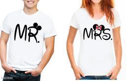 Trendy Couple T-Shirts