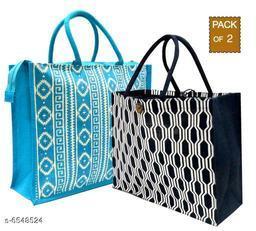 Eco-friendly Printed jute Bags