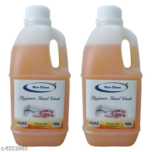 Nuo Clean Hygienic Hand wash - 2 x 1Litre