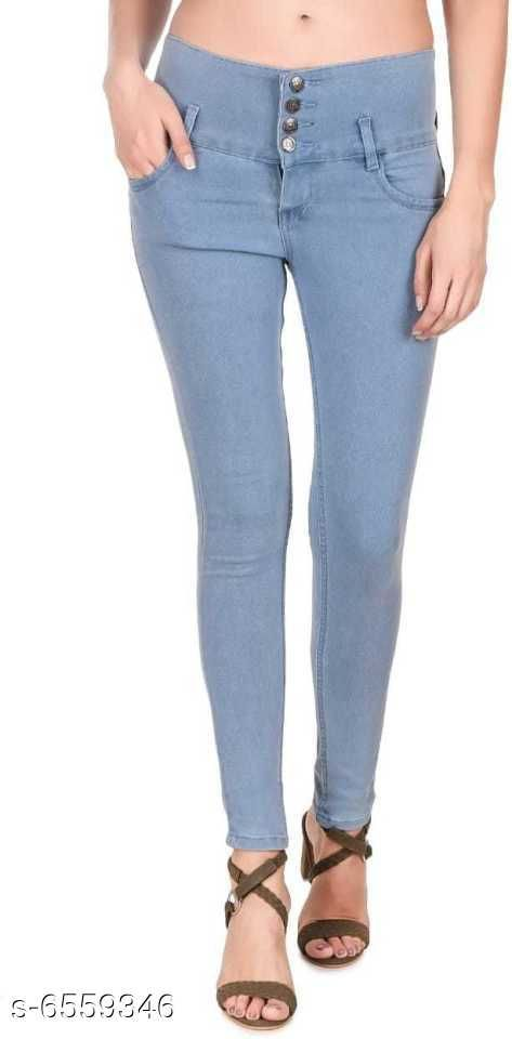 Comfy Fabulous Women Jeans